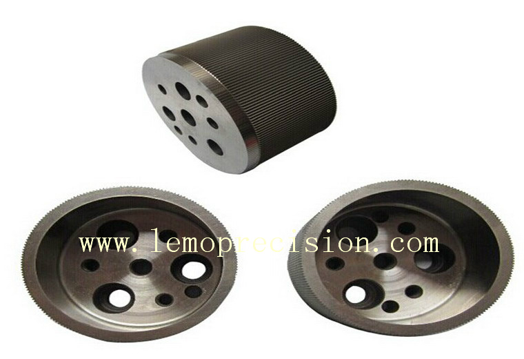 High Precision EDM Parts